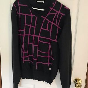 Versace Collection Wool Blend Sweater